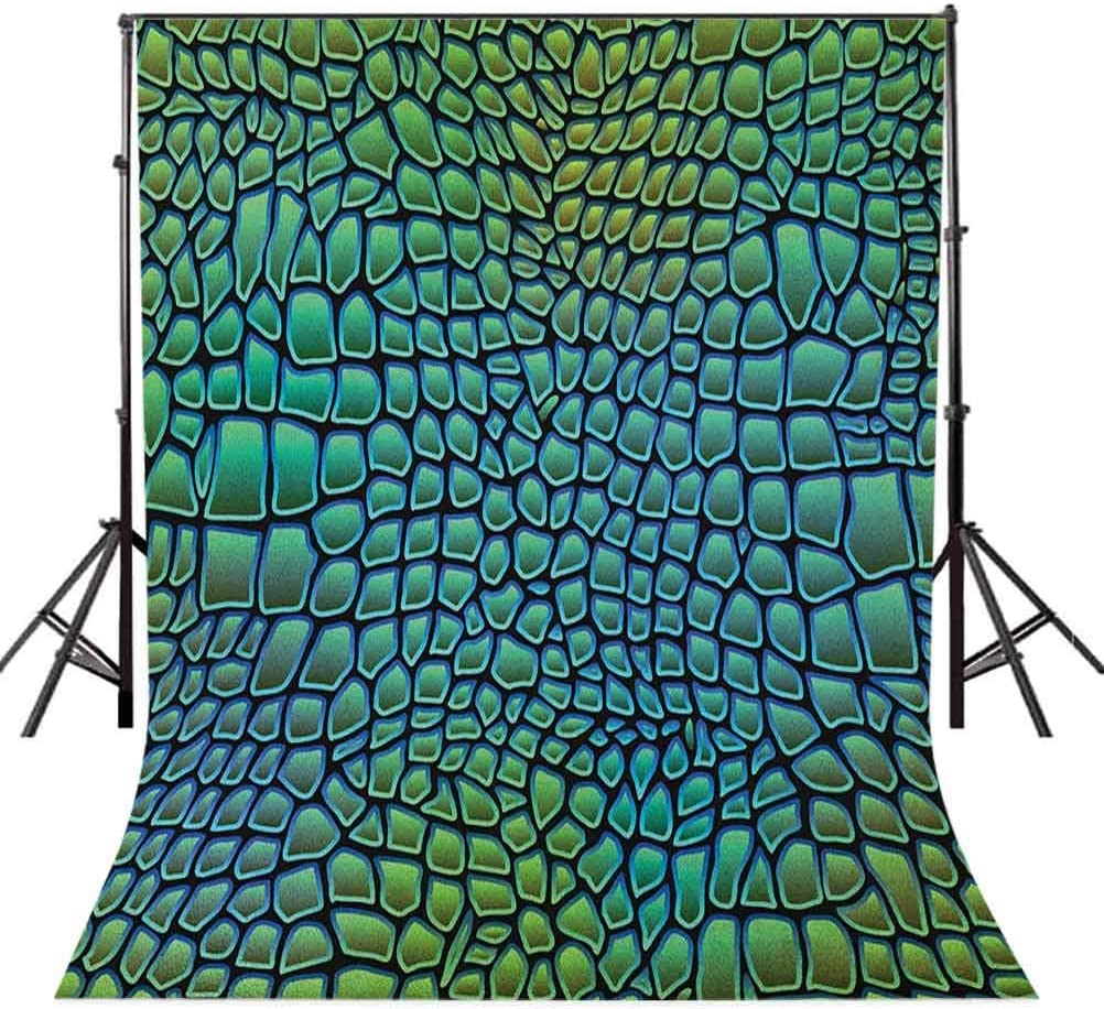 8x8FT Vinyl Photography Backdrop,Tribal Native American Photo Background for Photo Booth Studio Props