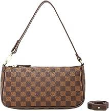 Miracle Luxury Shoulder Bag | Retro Baguette Purse | Cross Body Clutch | PU Vegan Leather for Women