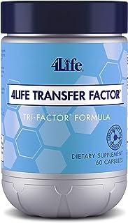 4Life - Transfer Factor Tri-Factor Formula - Immune System Support - 60 Capsules
