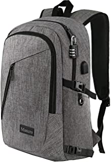 Laptop Backpack, Business Travel Water Resistant Backpacks Gift for Men Women, Anti Theft..