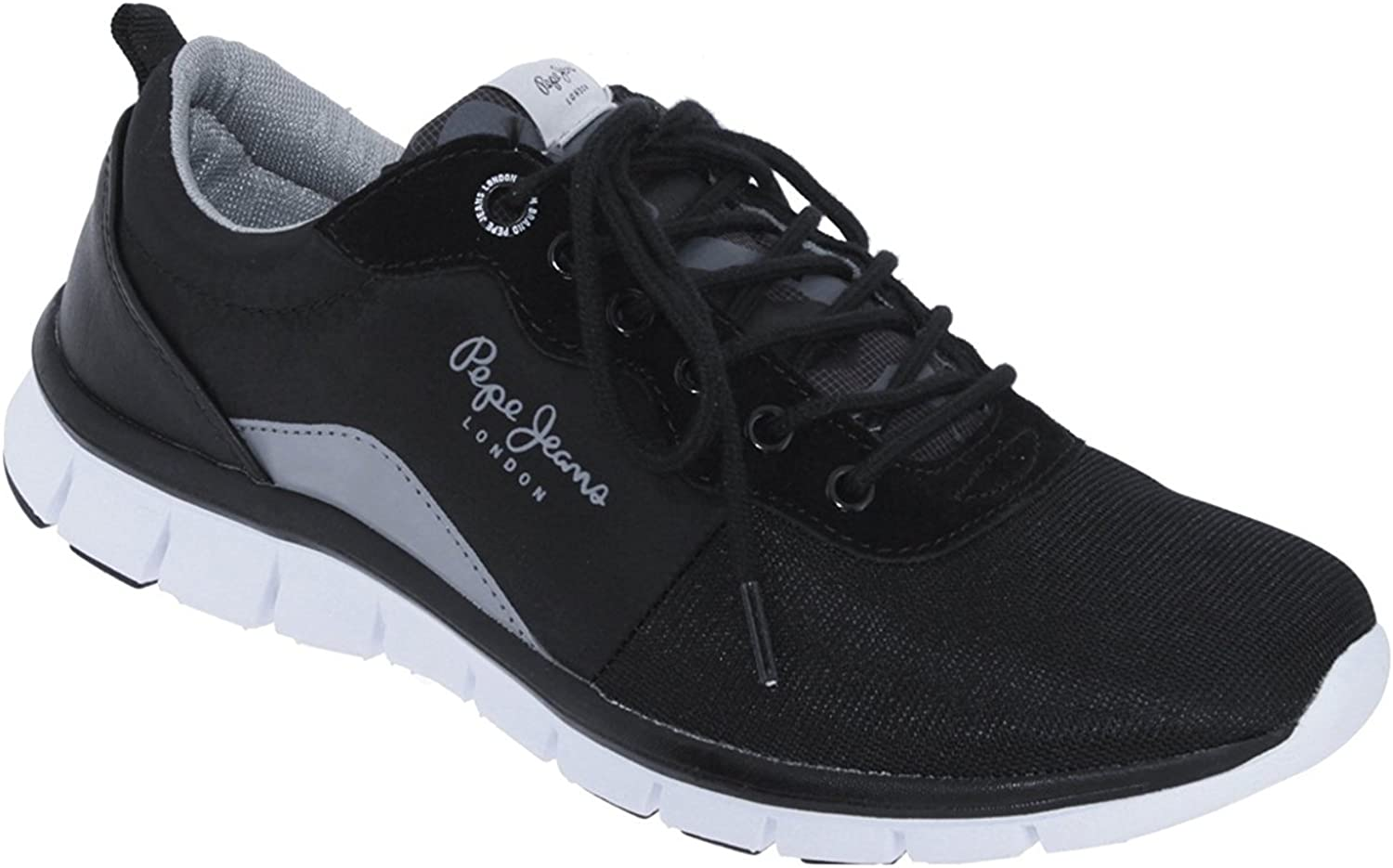 Pepe Jeans Baskets Coven Basic blackes