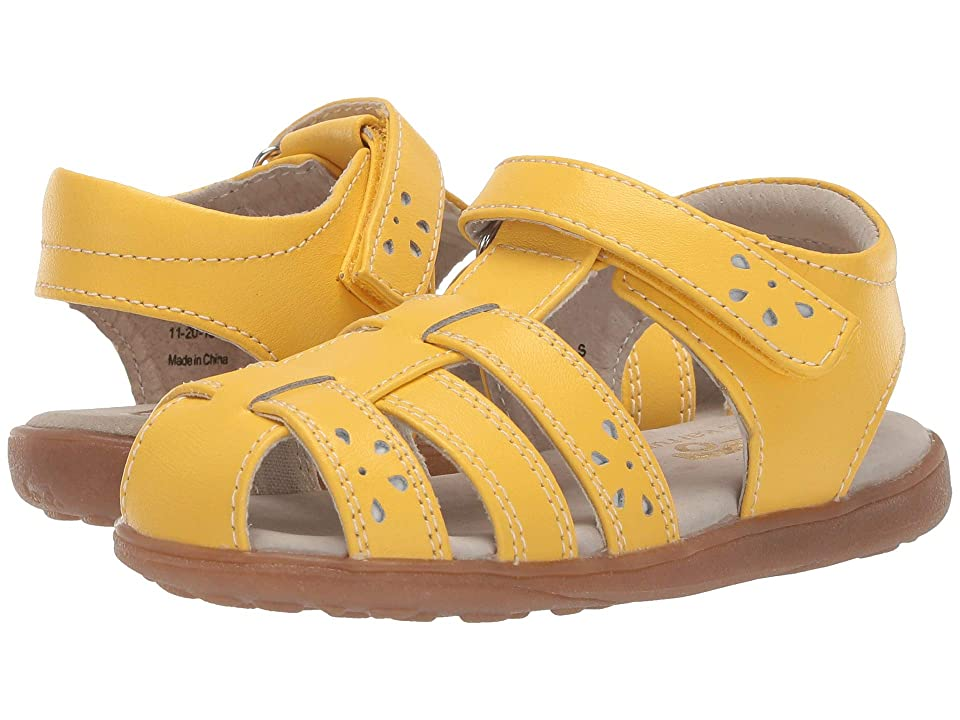 See Kai Run Kids Gloria IV (Toddler/Little Kid) (Yellow) Girl