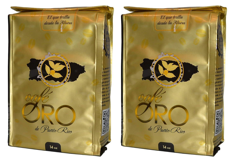 Cafe de Oro de Puerto Rico 14oz / Gold Coffee from Puerto Rico 1