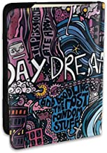 Daydream Travel Passport Cover Case For Men & Women – Passport Holder 5.5 Inch – Get Peace Of Mind When Traveling