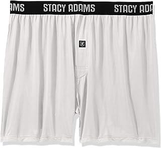 Stacy Adams Mens Big and Tall Boxer Short Boxer Shorts