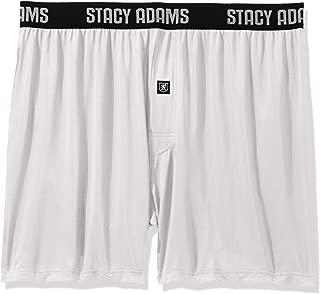 Stacy Adams Mens SA1000BT Men's Boxer Short, Big Sizes Boxer Shorts