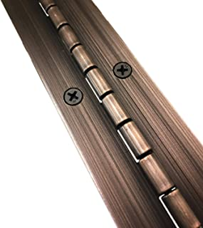 Best piano hinge installation Reviews