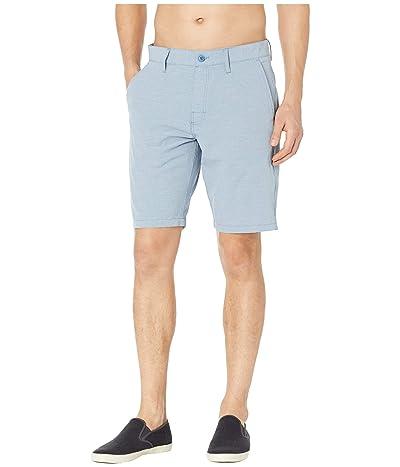 RVCA Balance Hybrid Shorts (Surplus Blue) Men