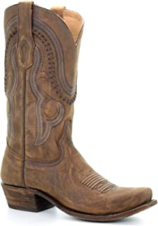 f5ad0e533d1 Amazon.com: Yellow - Western / Boots: Clothing, Shoes & Jewelry
