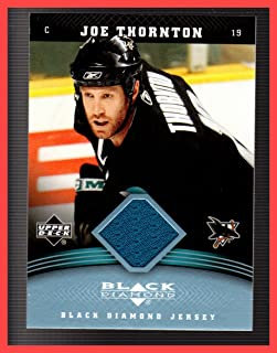 Best joe thornton jersey sale Reviews