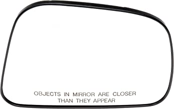 Dorman 56571 Nissan Versa Passenger Side Plastic Backed Door Mirror Glass