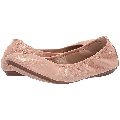 Hush Puppies Chaste Ballet (Pale Peach Leather) Women