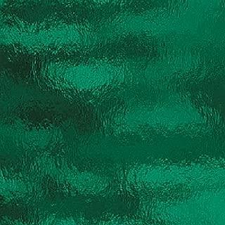 Spectrum Hunter Green Rough Rolled Iridized Sheet - 8