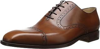 أحذية اكسفورد ذات الأصابع القصيرة للرجال من فيرريني 3922