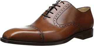 Ferrini Men's 3922 Cap-Toe Oxford
