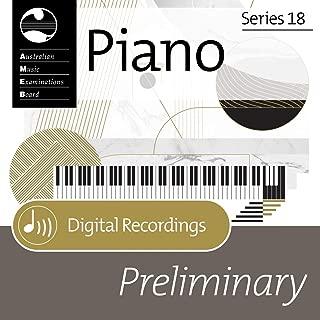 Ameb Piano Series 18 Preliminary Grade