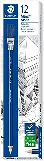 Staedtler Mars Rasor 526 61 Eraser Pencil with Brush (Pack of 12)