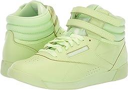 Lime Glow/White
