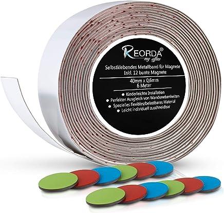 Amazon.es: cinta adhesiva magnetica leroy merlin: Bricolaje ...