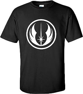 New Jedi Order Sci-fi Movie Black T-Shirt