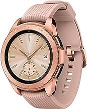Samsung Galaxy Watch (42mm) Rose Gold (Bluetooth & LTE) - (Renewed)
