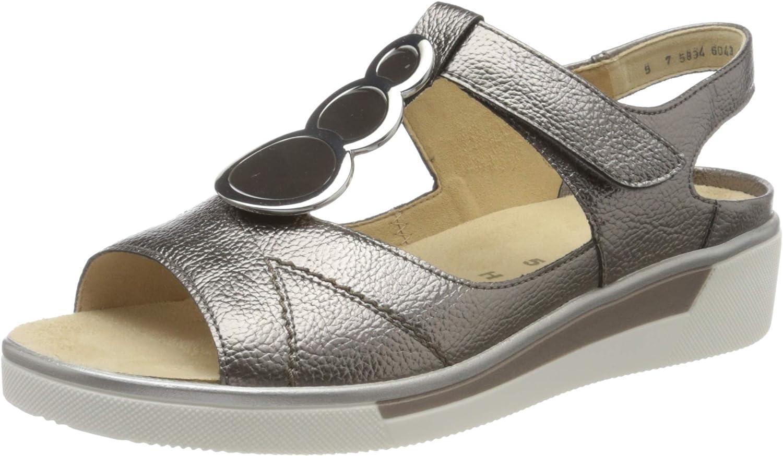 ARA Seasonal Wrap Introduction Women's T-Bar Direct sale of manufacturer Sandals