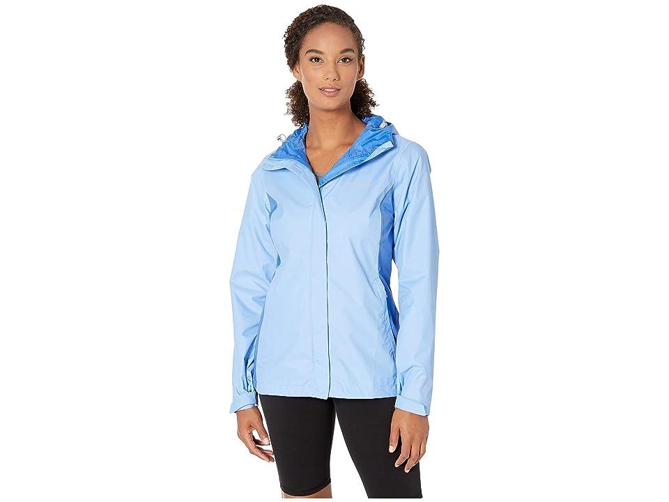 Columbia Arcadia IItm Jacket (White Cap/Arctic Blue) Women