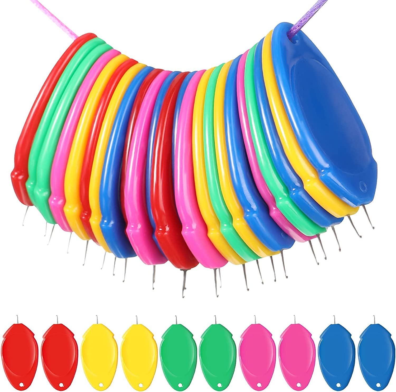 Arlington Mall Needle Threader New Shipping Free Plastic Wire DIY Simple Loop Han