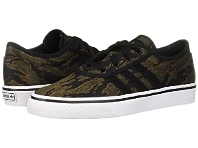adidas Skateboarding Adi-Ease (Night Cargo/Core Black/Raw Desert) Men