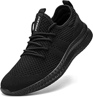 MGNLRTI Basket Homme Chaussure de Sports léger Multisports Sneakers Running Outdoor Training Gym Tennis Jogging Mode Basse...