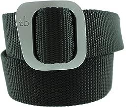 Dakota Web Belt Made in USA by Thomas Bates