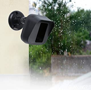 TryE Blink XT XT2 Camera Wall Mount Bracket,Weather Proof 360 and 90 Degree Protective Adjustable Indoor/Outdoor Mount and Cover for Home Security Camera Anti-Sun Glare UV Protection Black (1 Pack)
