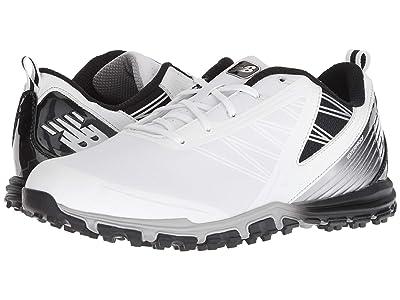 New Balance Golf NBG1006 Minimus SL (White/Black) Men