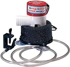 keep alive oxygen infusor