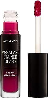 wet n wild Mega Last Stained Glass Lip Gloss, Love Blinding Glare