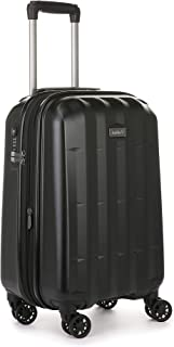 Antler Global 4W Carry-On Suitcase (Hardside), Black, 56 Cm