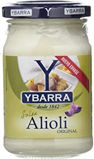 comprar comparacion Ybarra Salsa Alioli - 225 ml