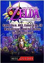 The Legend of Zelda Majoras Mask 3D, Game, Rom, N64, Gamecube, 3D, Walkthrough, Amiibo, Online Guide Unofficial