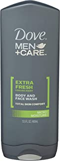 Dove Men+Care Body Wash Extra Fresh, 400ml