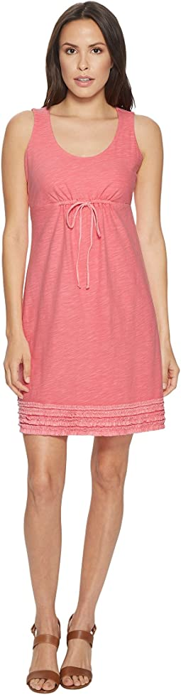 Arden Sleeveless Short Ruffle Dress
