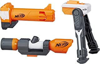 Nerf Modulus - Long Range Upgrade Kit inc Barrel, Scope & Bi Pod