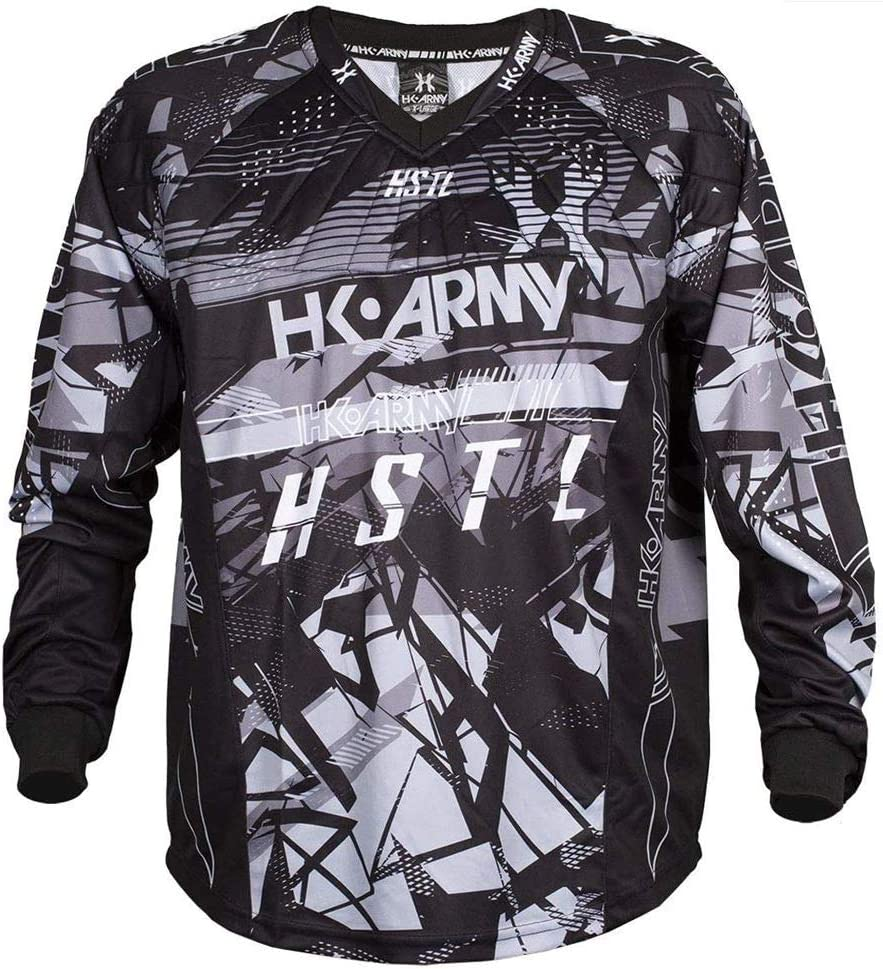 Sale special price Large special price HK Army HSTL Line Jersey Charcoal - Paintball