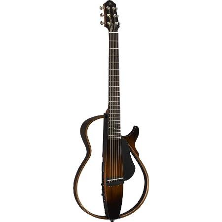 ヤマハ YAMAHA サイレントギター タバコブラウンサンバースト SLG200S TBS SRTパワードピックアップシステム搭載 クロマティックチューナー内蔵 優れた静粛性 ソフトケース付属 タバコブラウンサンバースト(TBS)
