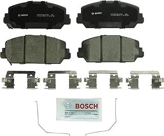 Bosch BC1625 QuietCast Premium Ceramic Disc Brake Pad Set For Acura: 2013-2017 RDX, 2014-2017 RLX; Front