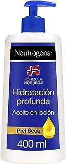 Neutrogena Aceite en Loción Hidratación Profunda Piel Seca 400 ml