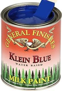 General Finishes, Klein Blue Milk Paint Pint