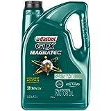 Castrol 03057 GTX MAGNATEC 5W-30 Full Synthetic Motor Oil, 5 QuartCastrol 03057 GTX MAGNATEC 5W-30 Full Synt… by Castrol