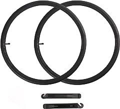 """Rubber Bike Duro Inner Tube Duro 20/"""" x 1-1//8/"""" 33mm  Presta//Valve."""