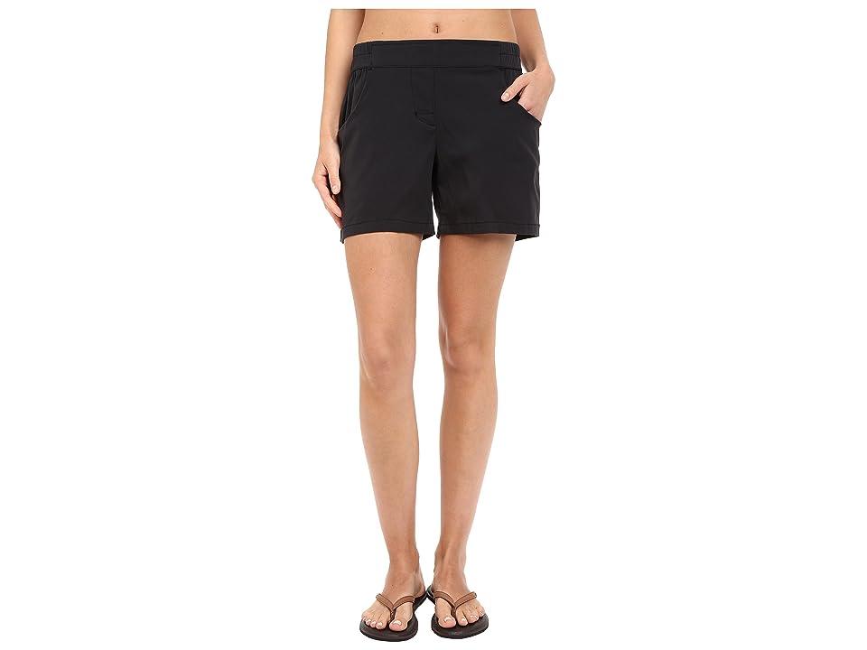 Toad&Co Jetlite Shorts (Black) Women