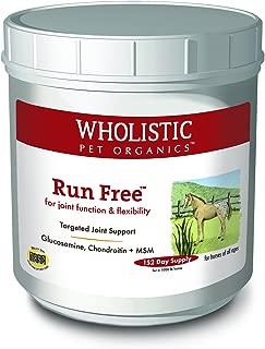 Wholistic Pet Organics Equine Run Free Supplement